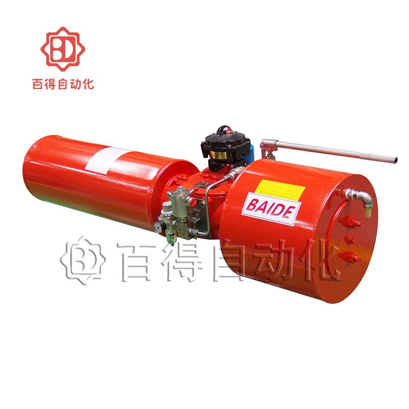 G型气动执行器