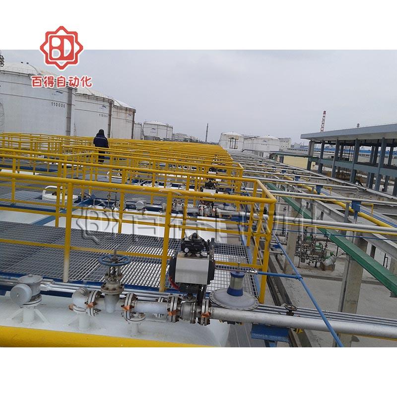 气动执行器在常熟汇海化工