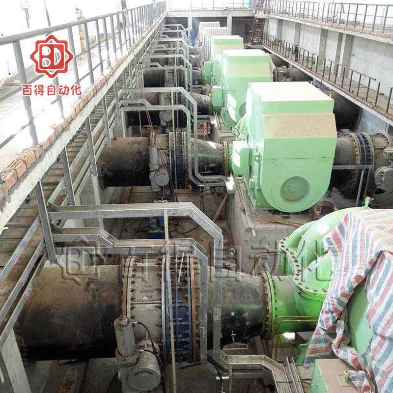 蓄能器式液控阀门在内蒙呼和浩特京能某电厂