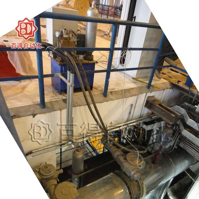 0.5秒快关液控阀在鄂尔多斯某热电厂