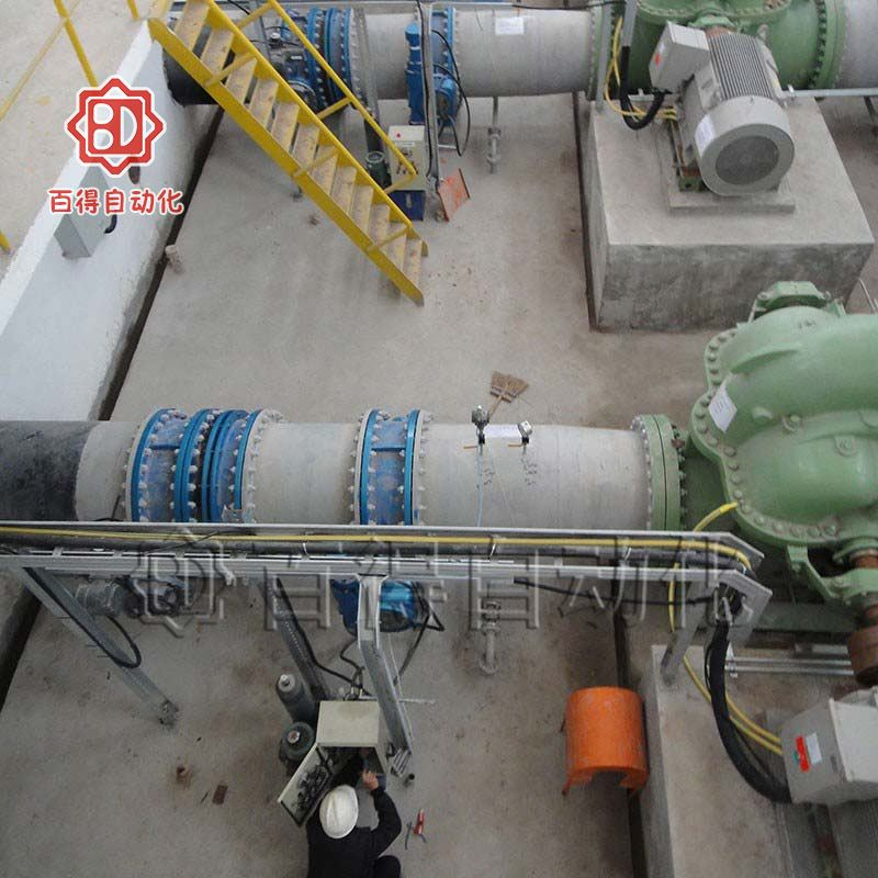 蓄能式液控阀门在广东亚太纸业